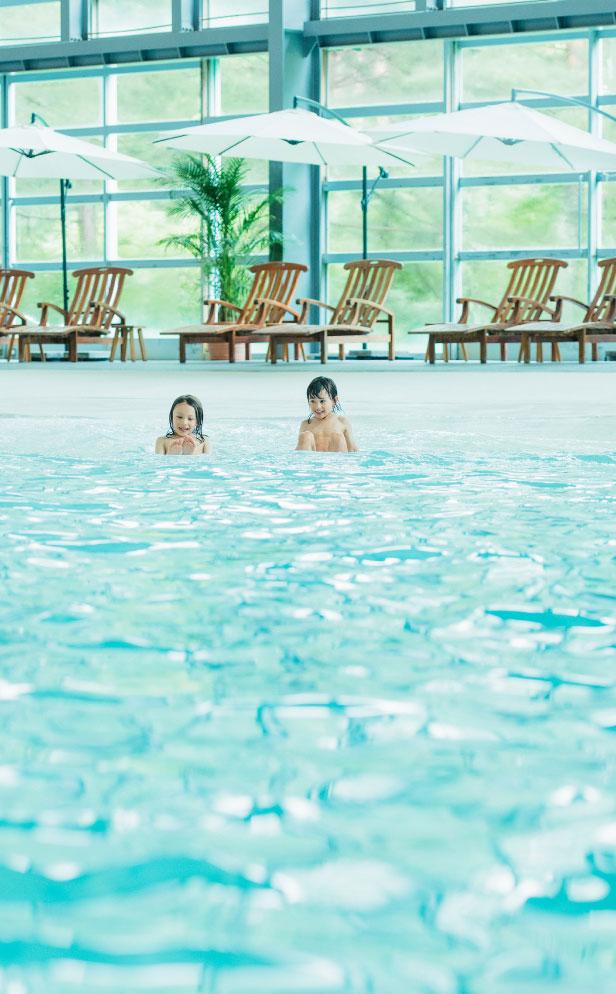プール 公式 星野リゾート リゾナーレ八ヶ岳 大自然の恵みを愉し